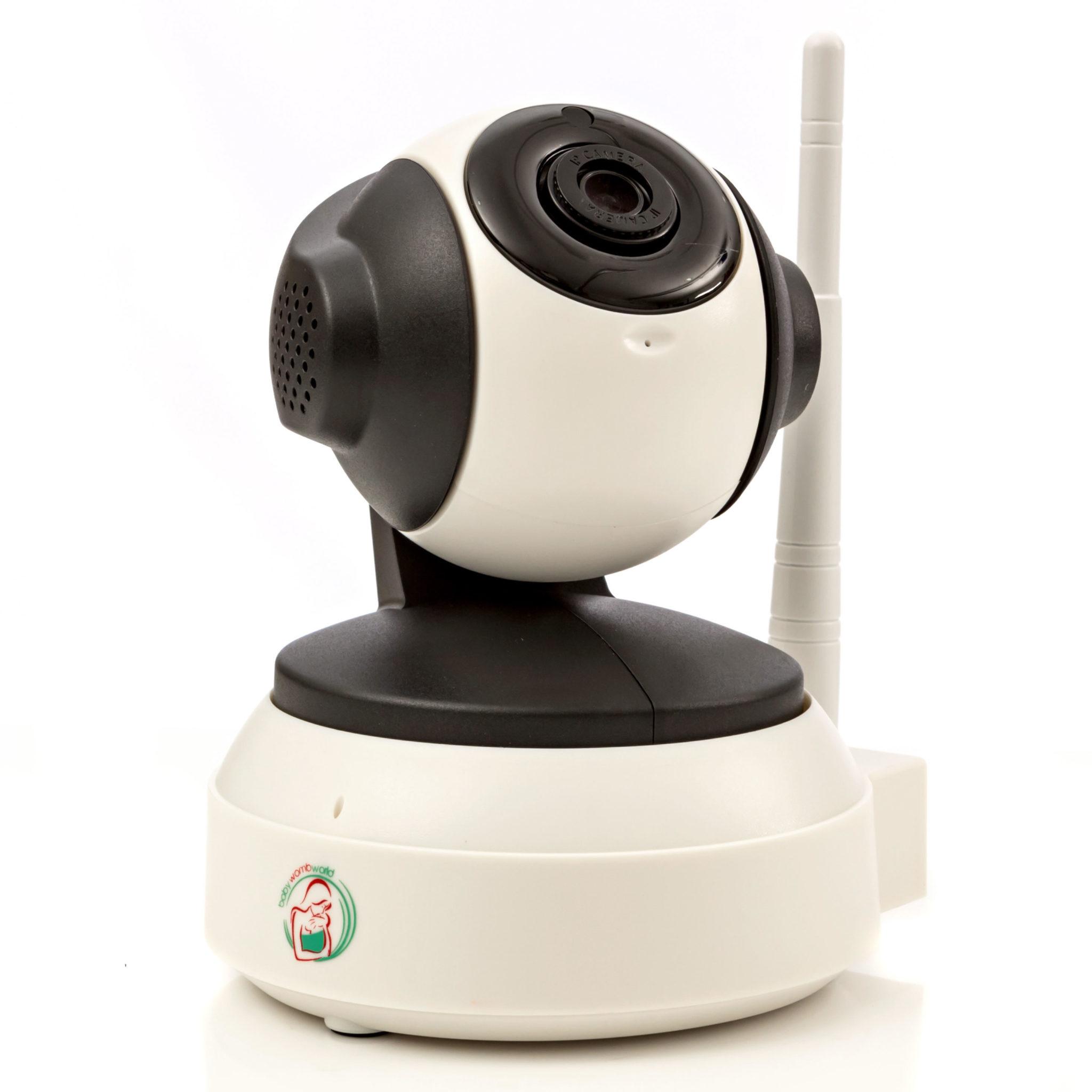 Baby Monitor and Nanny Camera