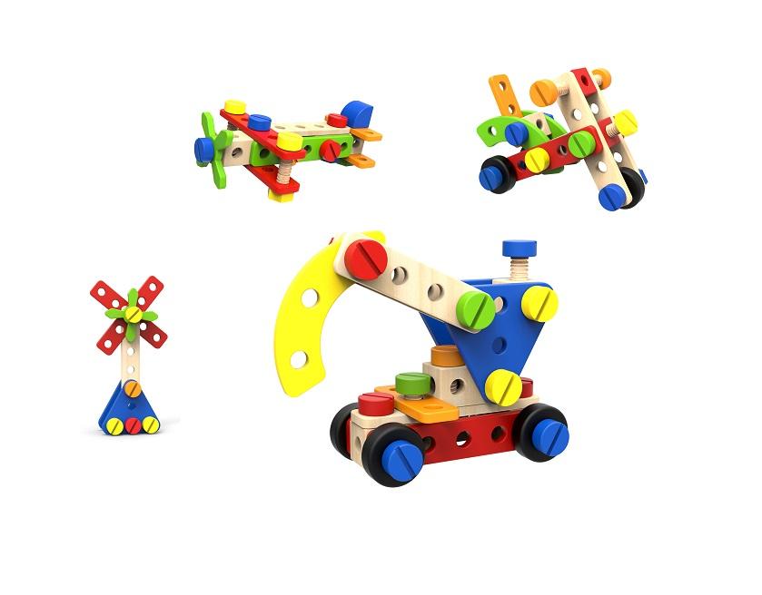 DIY Building Set|Tooky Toys