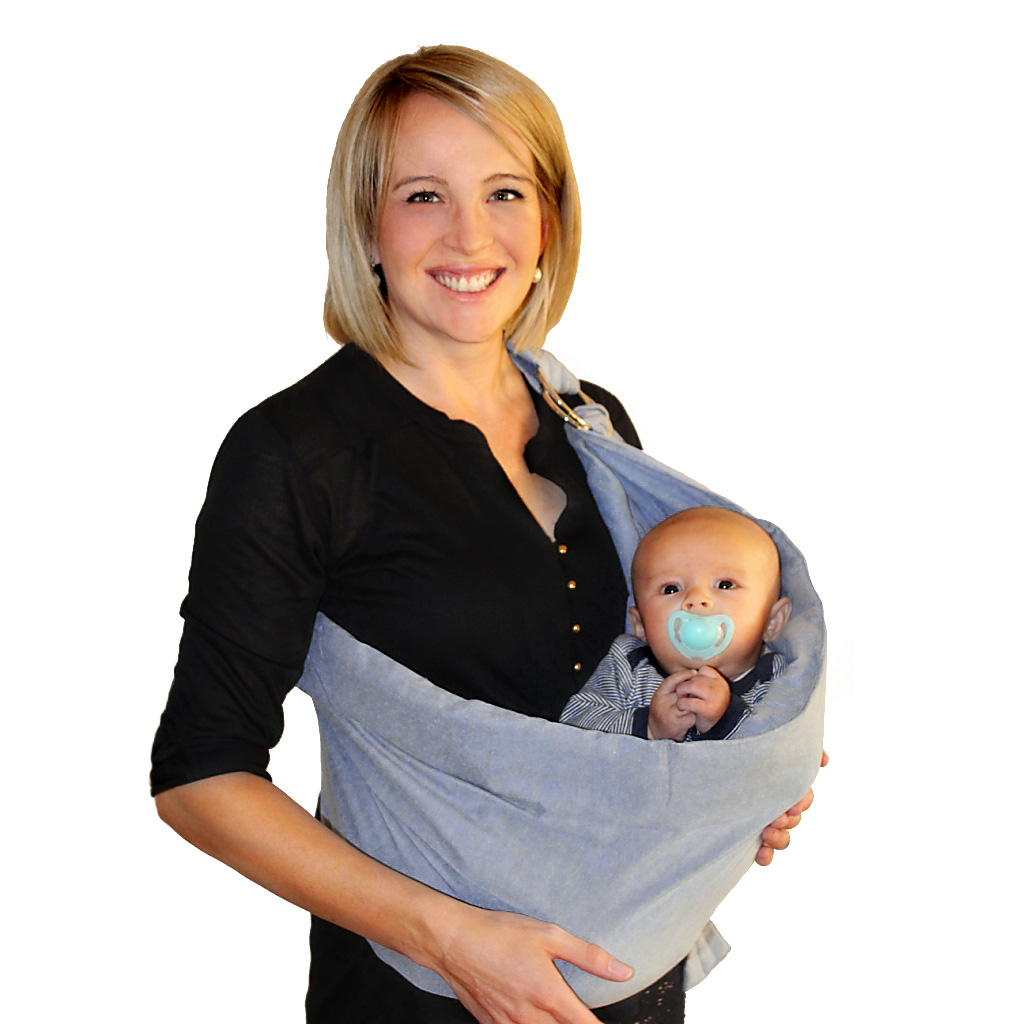 0ffacc0fed8 Previous  Next. BabyWombWorld Classic Front   Back 3-in-1 Baby Carrier ...