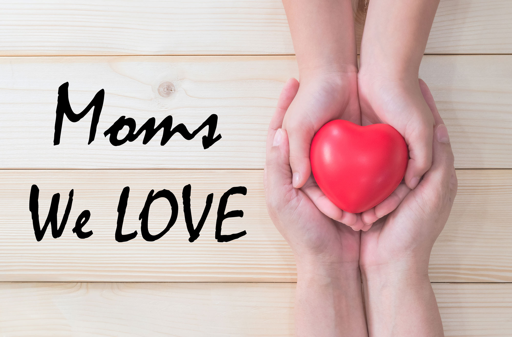 Introducing 'Moms We Love' – The heart of motherhood