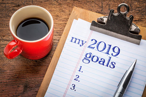 Setting My Goals for the Year –  How goals can change your life