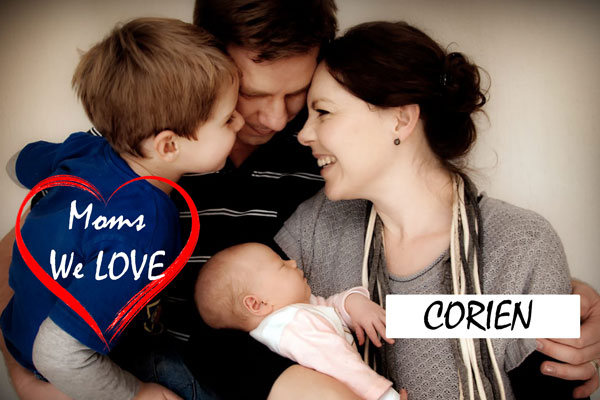 Moms We Love - Corien Kruger