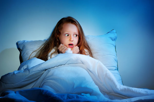 what are night terrors and how to deal with it