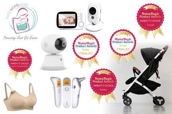 BabyWombWorld MamaMagic Product Awards