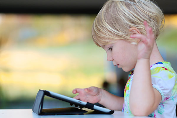 Why all the worry about screen time for toddlers?